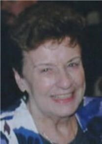 Helen McCrudden obituary photo