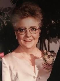 Phyllis Marie Barker obituary photo