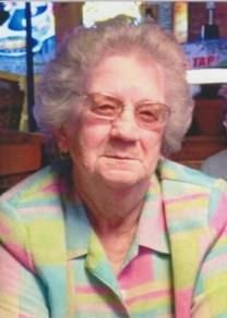 Audrey J. Hammer obituary photo