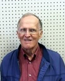 Roger Dale Standiford obituary photo