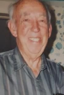 James Aubrey Hill obituary photo
