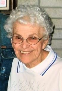 Frances A. Matus obituary photo