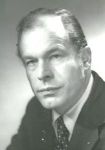 John Madgett obituary photo
