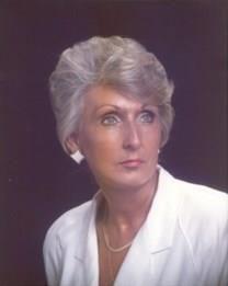 Joan Blevins obituary photo