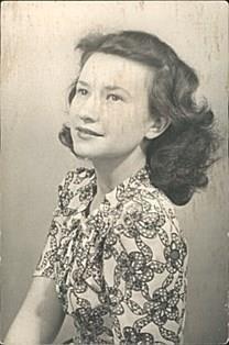 Muriel F. Jacobs obituary photo