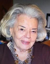 Mary Lib Allen Wood obituary photo