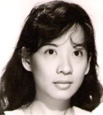 Florence Ong obituary photo