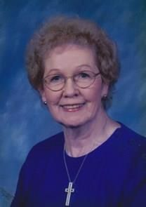 Billie Waller Allen obituary photo