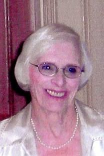 Muriel E. Pierpoint obituary photo