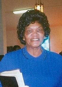 Esther Mae Seberry obituary photo