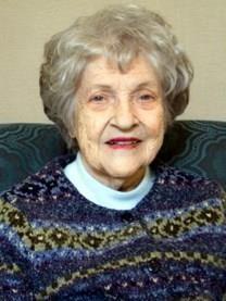 Dorothy Baker Wallis obituary photo