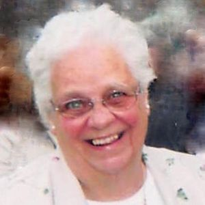 Mary M. (St. John) Bergeron Obituary Photo