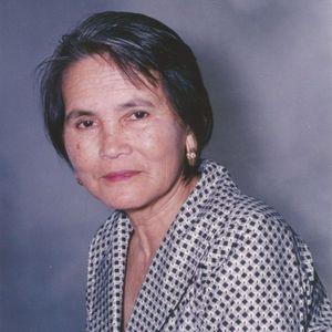 Mrs. Lorenza C Agriam Obituary Photo