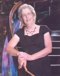 Barbara Eugene Partin obituary photo