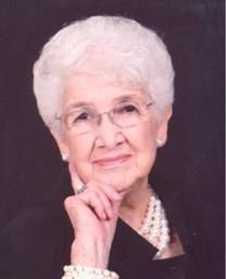 Alice Spencer Shorter obituary photo