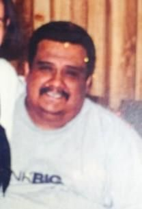 Jimmy Garza obituary photo