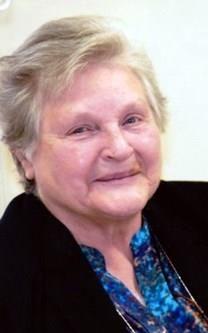 Sula Ellen Harwood obituary photo
