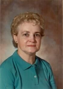 Beulah Ruth Lanier obituary photo
