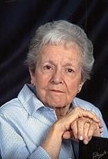 Virginia Deane McDonald Haskins Burrum obituary photo