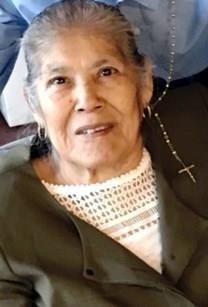 Maria DeJesus Gonzalez obituary photo