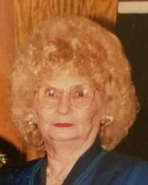 Frances C. Marshall obituary photo