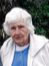 Lucille Montgomery obituary photo