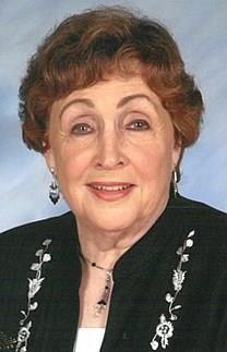 Melba Ruth Zett obituary photo