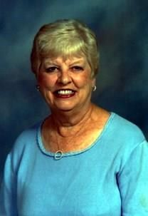 Mary Kathleen Ferguson obituary photo