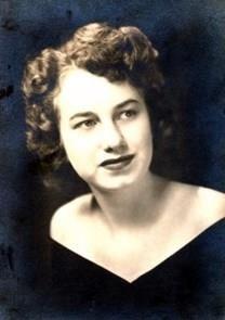Mary Teresa Layne obituary photo