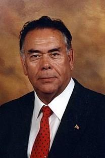 Alberto Romulo Hidalgo obituary photo