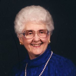 Hazel Worley Albright Bess Obituary Photo