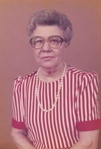 Anne Marsh Melton obituary photo