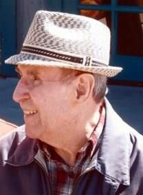 Phares Donald Miller obituary photo