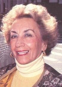 Lona Joan Adrian obituary photo