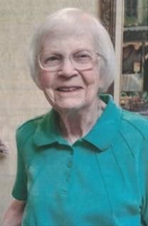 Jeanne Palmer Switzer obituary photo