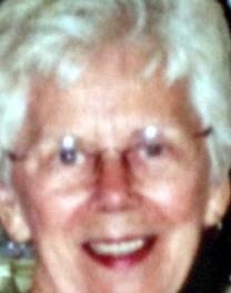 Thelma J. Bayer obituary photo