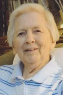 Betty Jane Robertson obituary photo