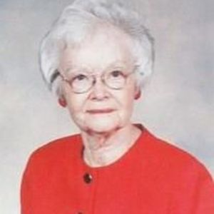 Winifred Jane Johnson