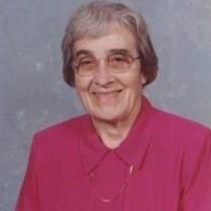 Doris M. Walker