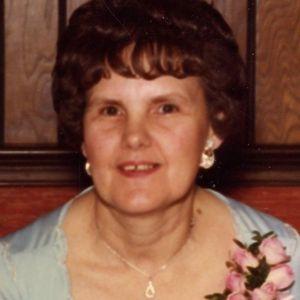 Mrs. Shirley Josephine Richardson