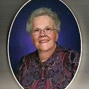 Evelyn Marie Cartledge