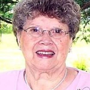 Shirley M. Merrow