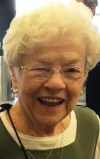 Joan W. McSeveney obituary photo