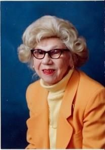 Margery P. CARPENTER obituary photo