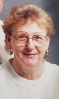Mary E. Cline obituary photo