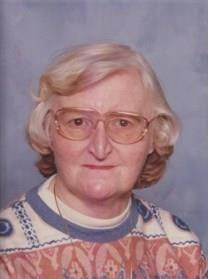 Elizabeth Anne Shiflet West obituary photo