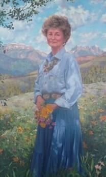 Joyce Kirby Caddell obituary photo