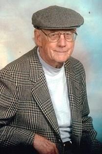 Richard Hull Oliver obituary photo