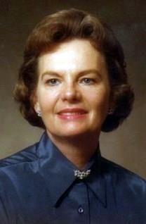 Myra Tula Carter Robbins obituary photo