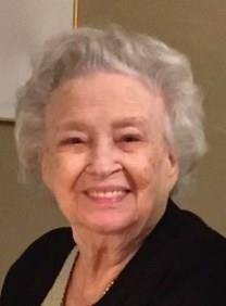 Olga Theresa Bendinelli obituary photo